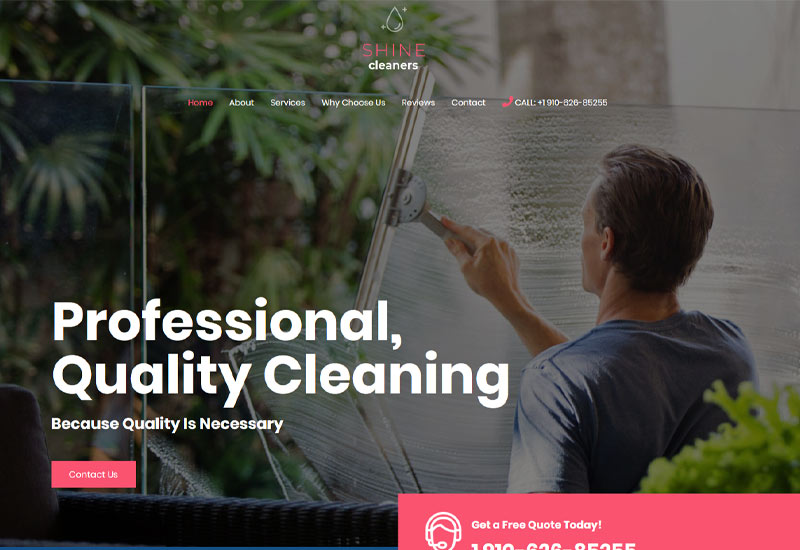 Tamworth Cleaning Service